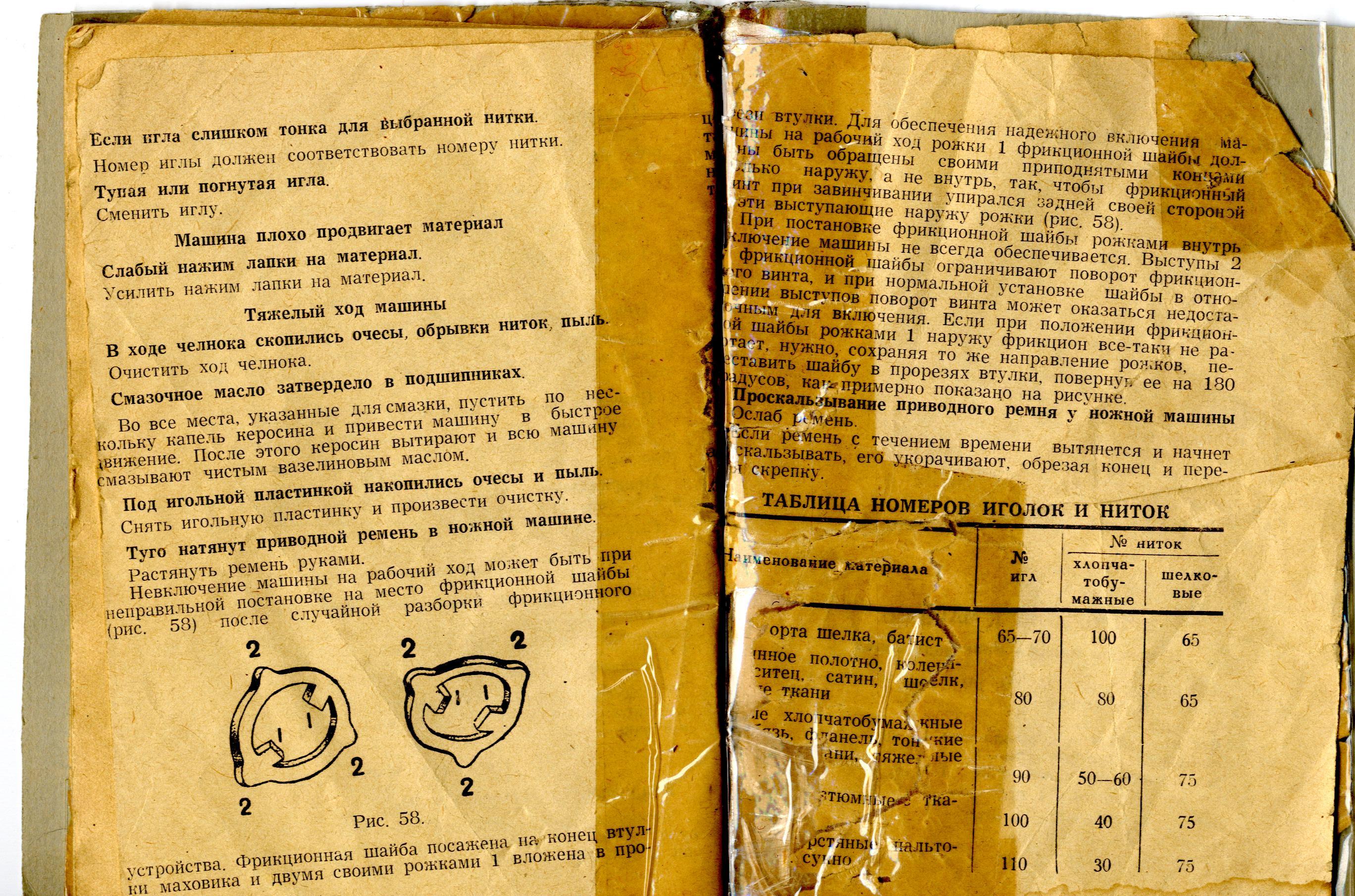 Инструкция На Швейную Машинку Чайка 142-М.Doc